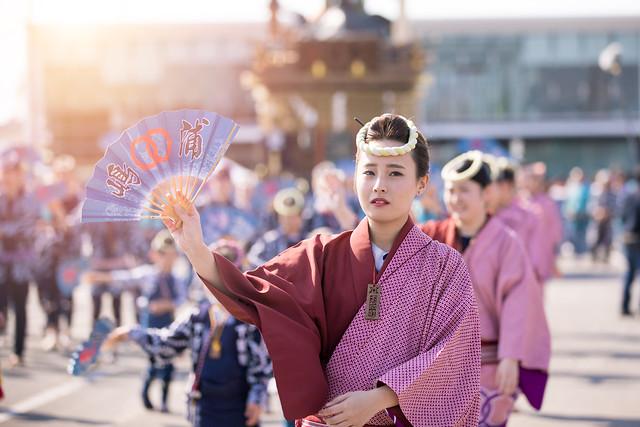 Sawara UNESCO ceremony
