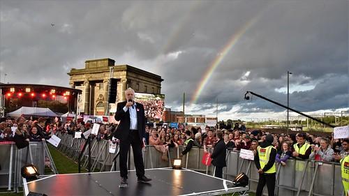 06/06/17 Jeremy Corbyn in Birmingham