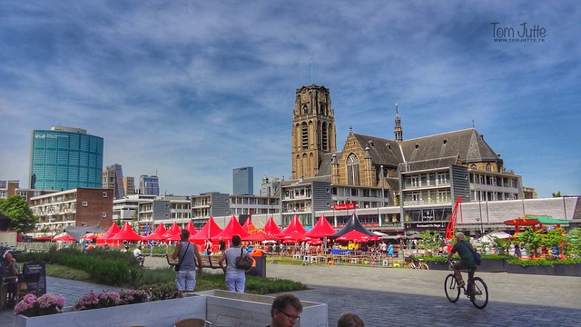 Westnieuwland, Stadsdriehoek, Rotterdam, Netherlands - 5131