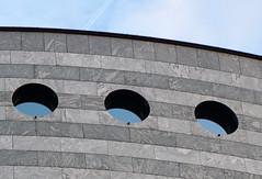 Holes by Mario Botta