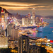Victoria Harbour, Hong Kong by William C. Y. Chu