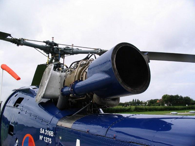Alouette III 4
