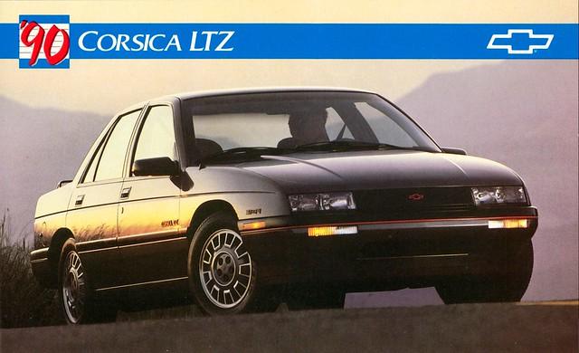 1990 Chevrolet Corsica LTZ