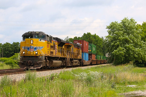 NS 295, Burgin, KY 7/6/2017 | by Bluegrass Railfan