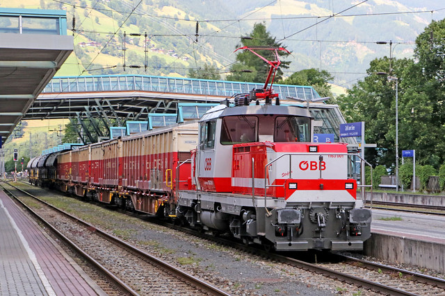 Class 1163 shunter 001