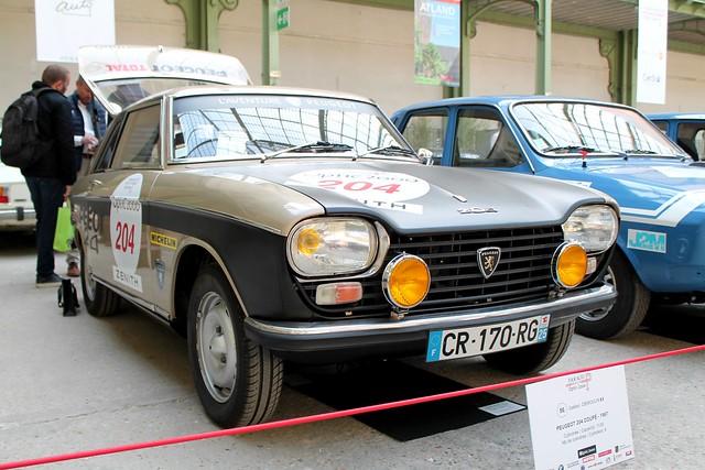 #56 Peugeot 204 Coupé 1967