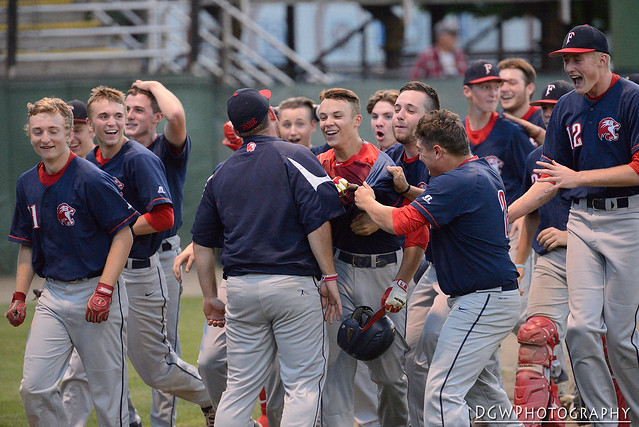 Foran High vs. North Haven - 2017 Class L State Baseball Championship