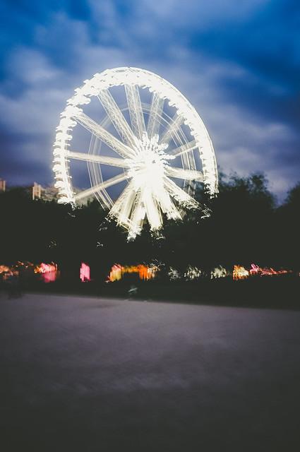 Fuzzy wheel