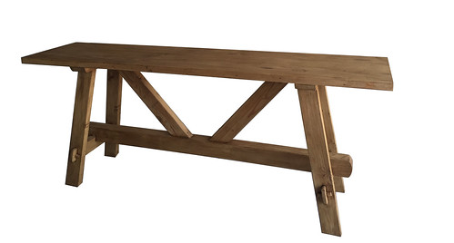 Elsie console table | by urbanwoods123