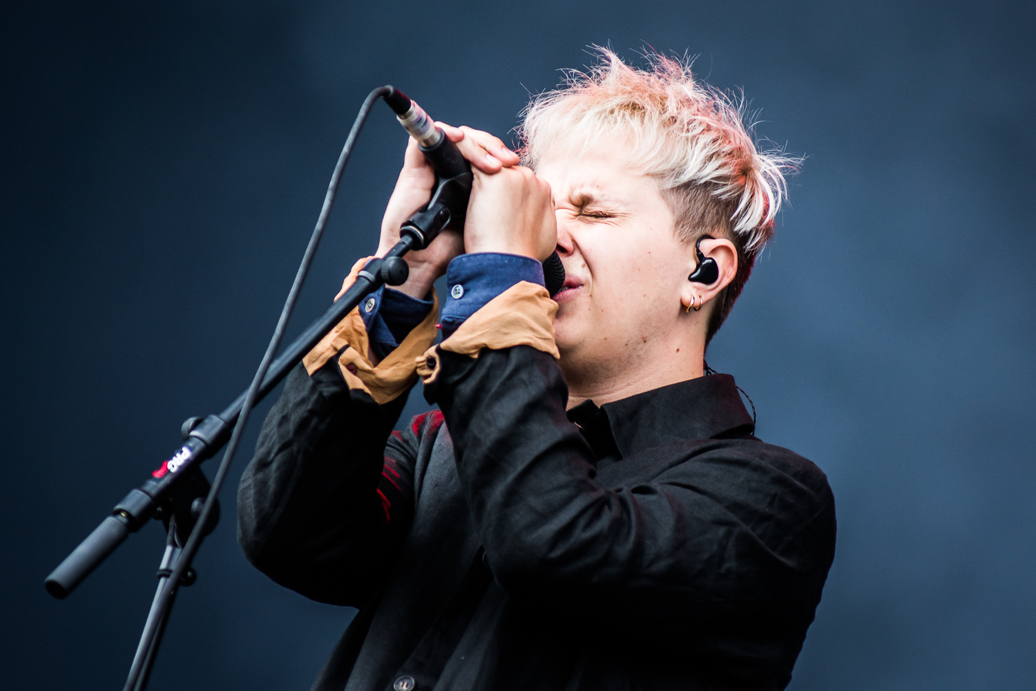 Nothing But Thieves @ Rock Werchter (© 2017 Timmy Haubrechts)
