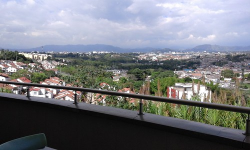 colombia 2016 holiday vacation pereira skyline landscape cityscape