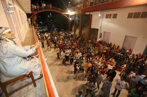 Devotees expressing their joy to see Satguru amongst them: June 04