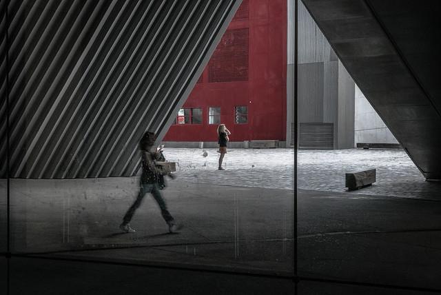réflection - philarmonie - paris 19 - juillet 2017