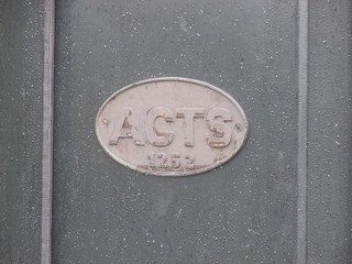 EETC 1252 met ACTS logo | by TimF44