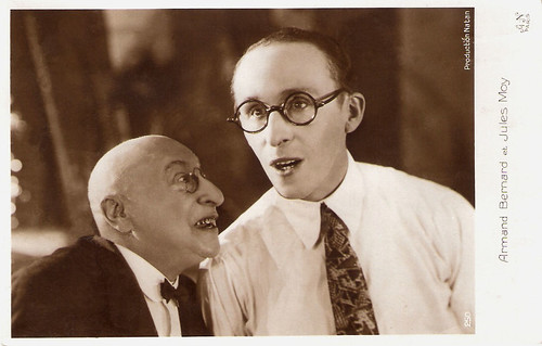 Armand Bernard and Jules Moy in Rue de la paix (1927)