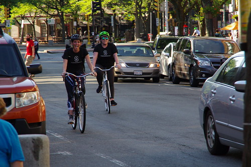 2017 Evening Rush Hour Challenge, Faneuil Hall to Davis Square | by LivableStreets Alliance