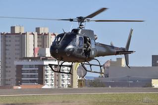 Helibras/Eurocopter AS 350 Esquilo - Ex