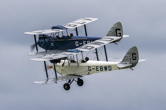 De Havilland DH.60 Moths - 1