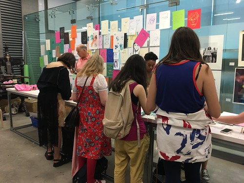 CSM summer show | by Ben Terrett