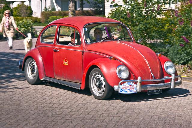 Volkswagen Typ 1 1300 Luxus Beetle 1967 (7146)