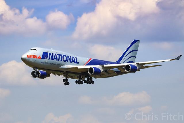 N919CA  Boing 747-428