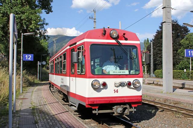 VTs 14 narrow-gauge