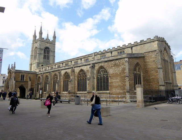 St John the Baptist's, Peterborough