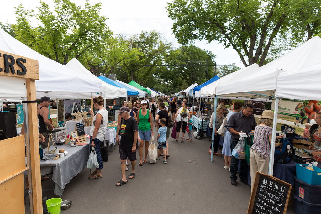 124 Grand Market in July 2017. Photo by Mack Male.