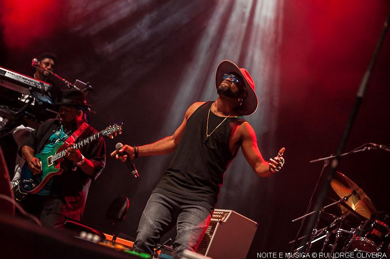 The New Power Generation ft. Bilal - Super Bock Super Rock '17