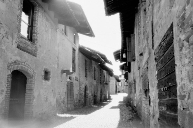Candelo, Il Ricetto in Pin Hole #4