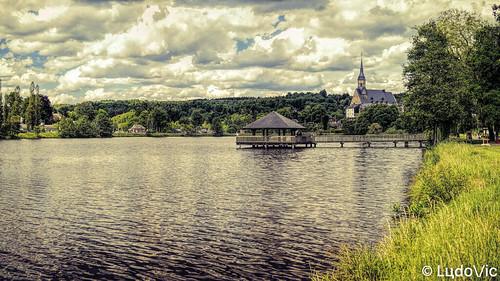 Calme au Lac des Doyards, Vielsalm | by Lцdо\/іс