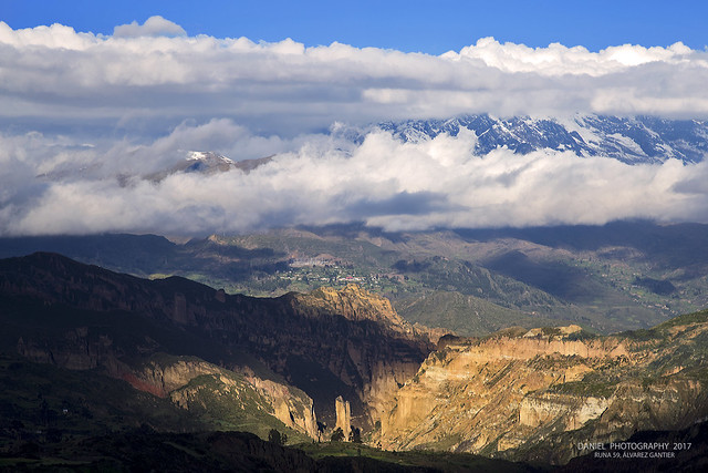El cañón y la montaña (Explored 14/06/2017)