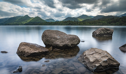 Keswick lake, lake district | by mat.walley