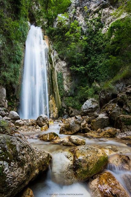 Cascata di Senerchia