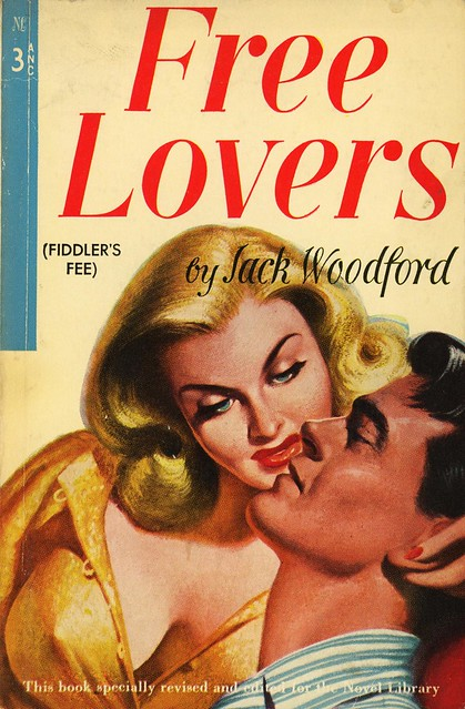 Novel Library 3 - Jack Woodford - Free Lovers