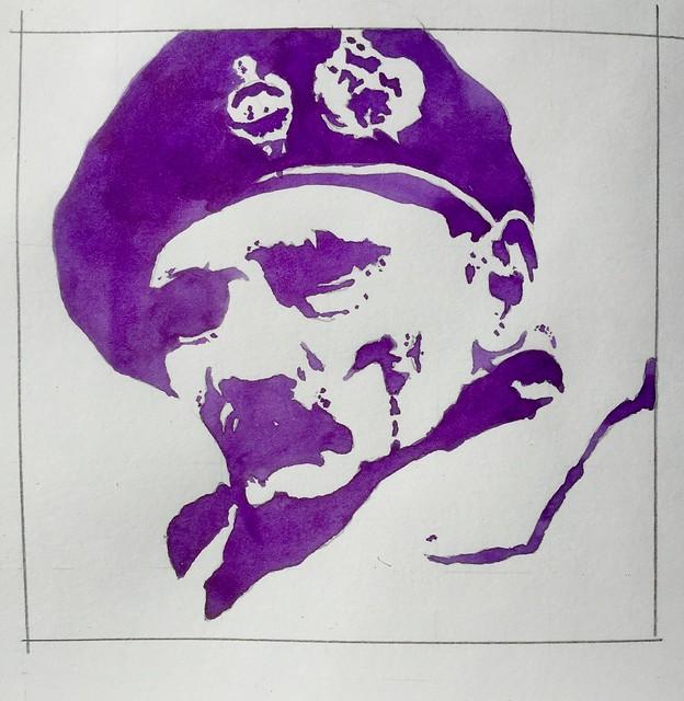 020-100 Monty - Field Marshal Bernard Law Montgomery