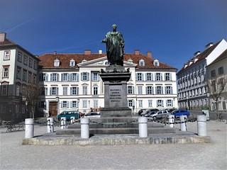 Graz Styria Austria Franz Stephan Von Lothringen Fran Flickr