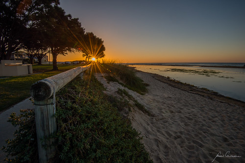 hallshead mandurah sunset wa westaustralia doddis beach sunstar