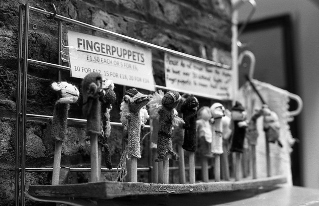 FILM - Fingerpuppets