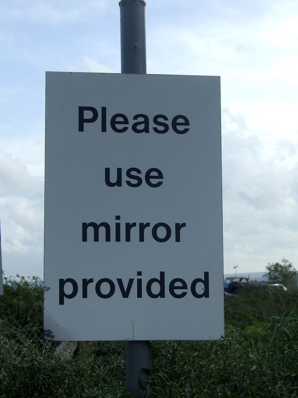 Please use mirror provided