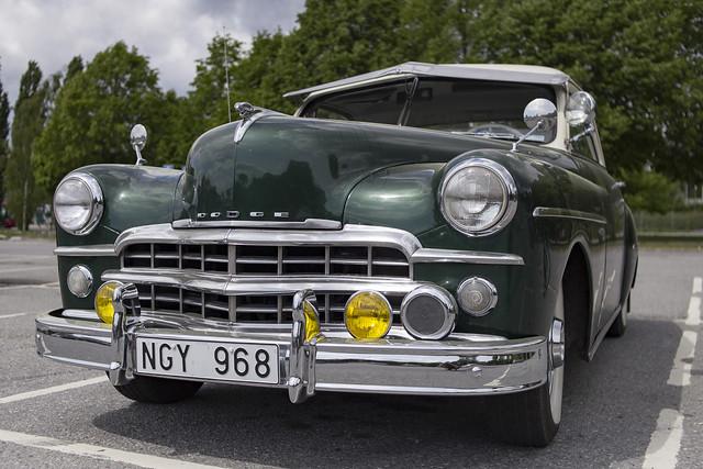 1949 Dodge Coronet Cope