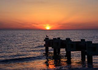 Villas Cape May Sunset