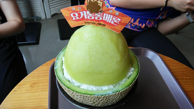 Melon Patbingsu