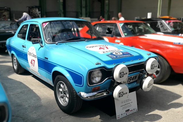 #47 Ford Escort RS2000 1974