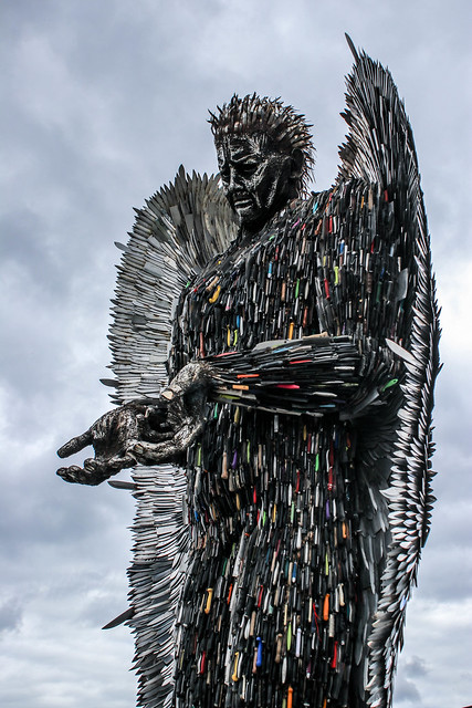 Knife Angel (View large)