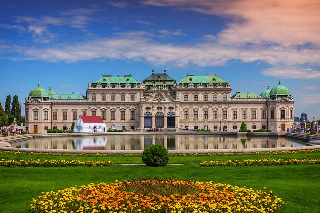 Oberes Belvedere, Wien