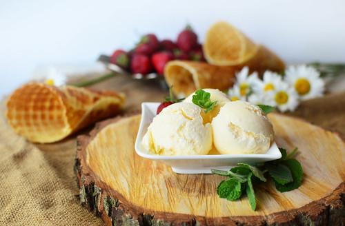 Homemade ice cream | by wuestenigel
