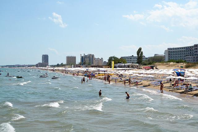 Sunny Beach Bulgaria Trip 2017