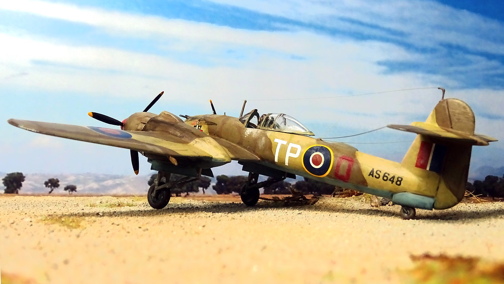 "1:72 Westland Whirlwind Mk. Ic, ""TP Q""AS648 of Royal Air"