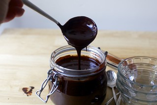 best hot fudge sauce | by smitten kitchen